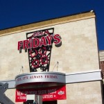 TGI Fridays Sign Installation in New Jersey